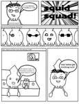Squid Squad! No.1