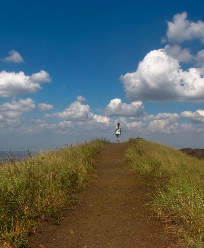 Caminando hacia las nubes by darklady82