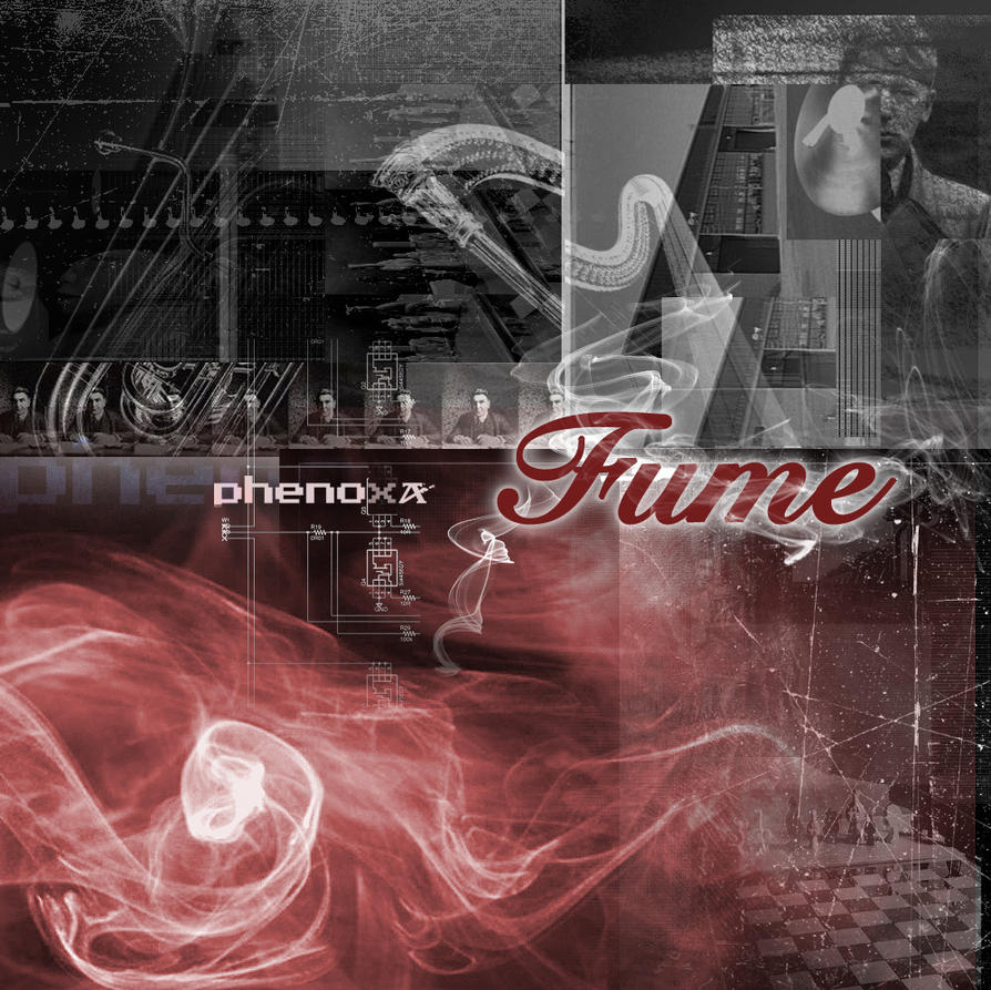MP3 Cover Art : Phenoxa - Fume (Trip-Hop) by phenoxa