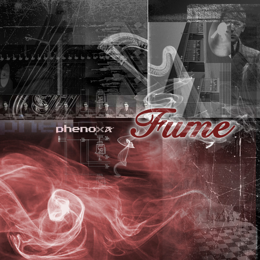 MP3 Cover Art : Phenoxa - Fume (Trip-Hop) by phenoxa