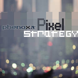 MP3 Cover Art: Phenoxa - Pixel Strategy (Ambient)
