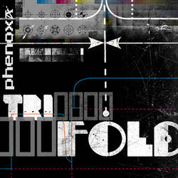 MP3 Cover Art : Phenoxa - Tri-Fold (Glitch)