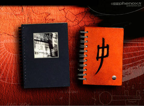 Sketch Works: Book Project - Covers