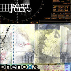 MP3 Cover Art: Phenoxa - Port July (Dubstep)