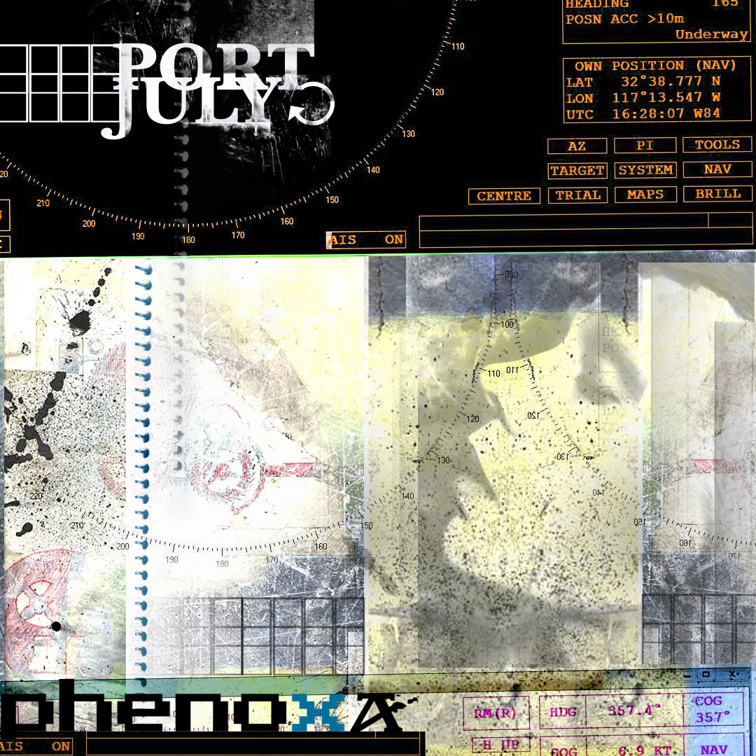 MP3 Cover Art: Phenoxa - Port July (Dubstep) by phenoxa