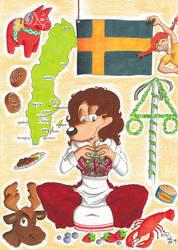 Sweden is Love by Merani
