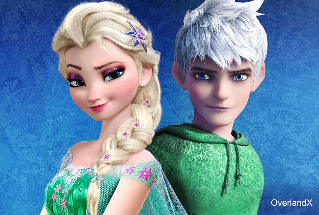 jack and elsa frozen fever by elsafrost12 on deviantart