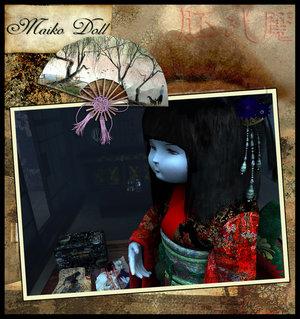 Maiko Doll -by Doppelgangers- by EasternHorror