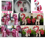 Pinkie Pie and Plumsweet Customs