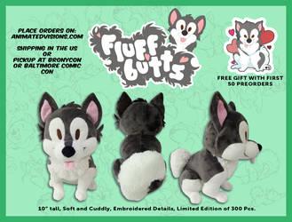Fluffbutts Plush