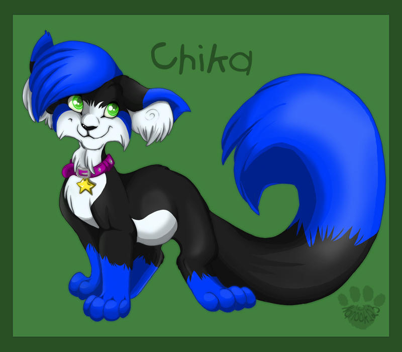 CHIKA by nanook123