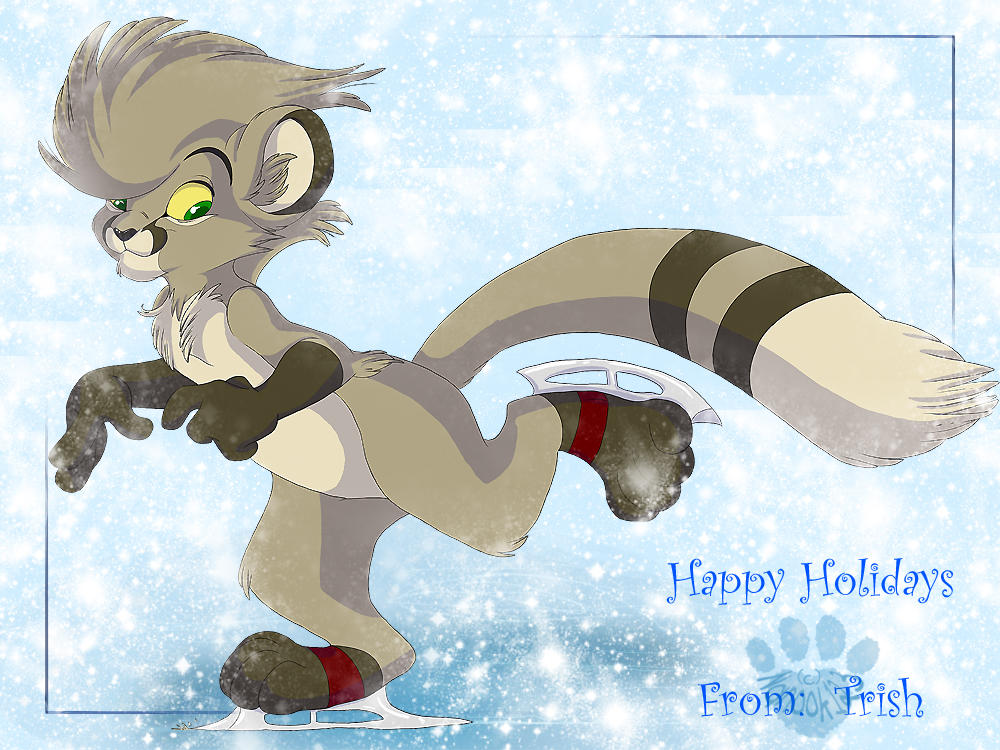 Happy Holidays by nanook123
