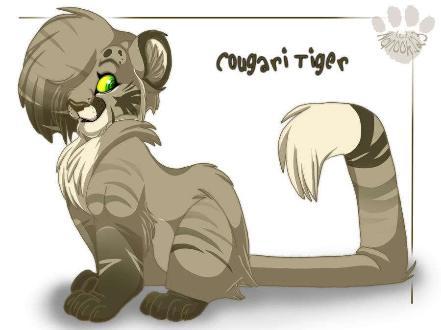 Cougari Tiger by nanook123