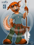 Furry Fantasy VII AC:  Cid