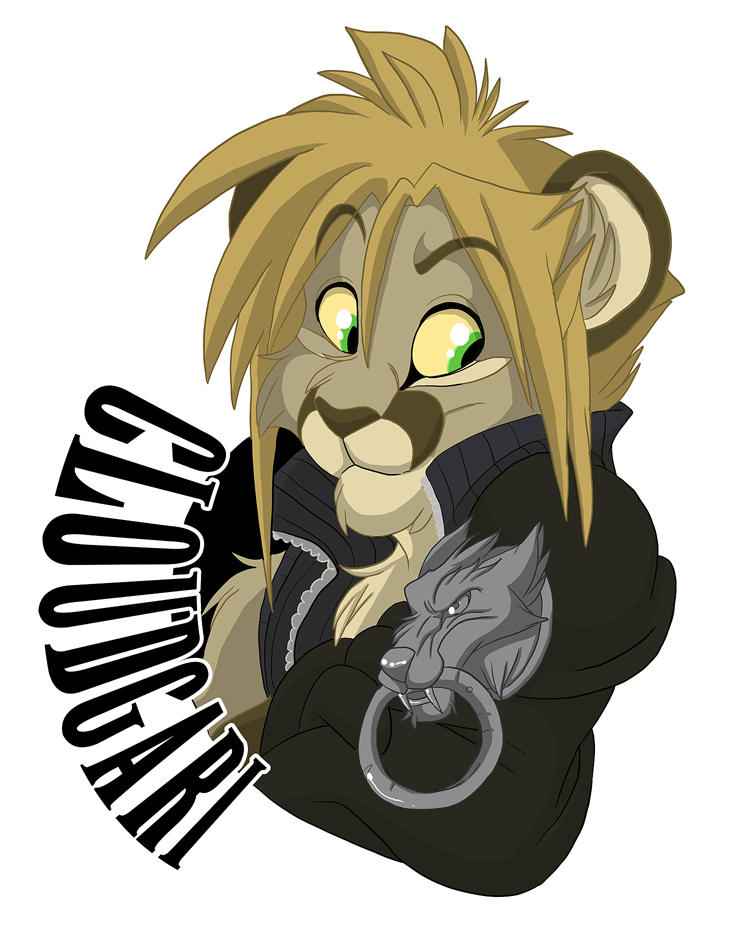 Conbadge - Cloudgari by nanook123