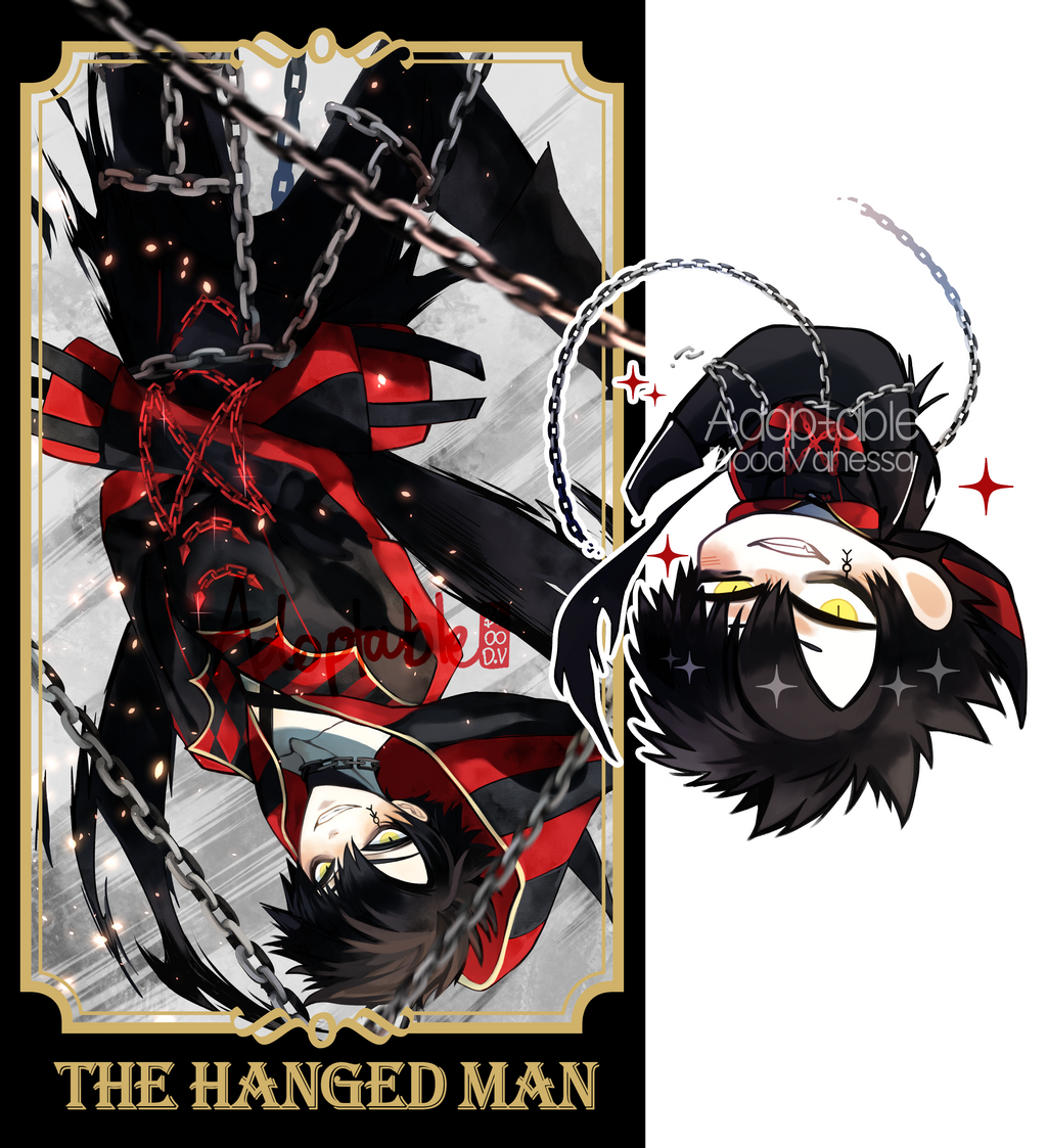 [CLOSED] The Hanged Man by BloodVanessa