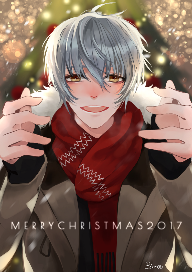 Merry Christmas 2017 by BloodVanessa