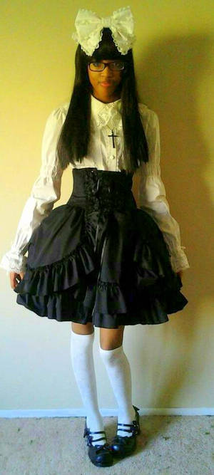 Let's try something Gothic