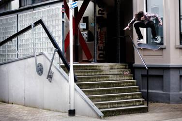 Tommy v Berkel - Switch flip by Obscurity-Doll
