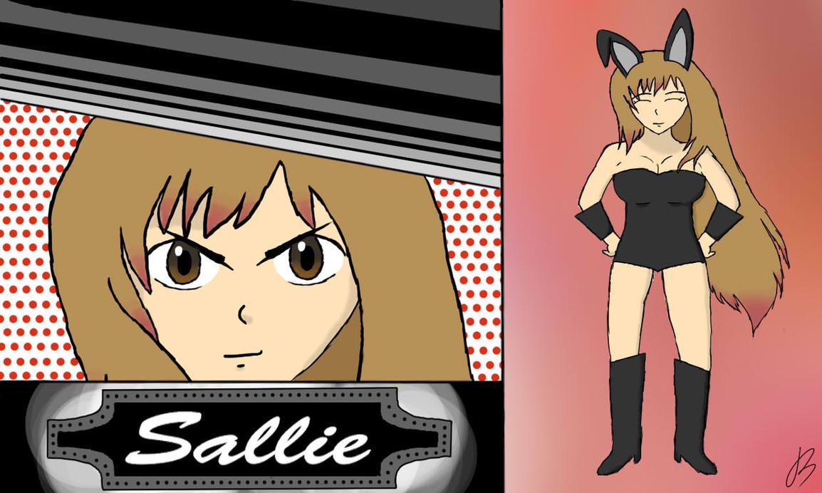 It's Sallie! by Bubblem1st