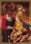 Gala Con Villain Card