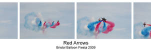 Red Arrows .sequence.