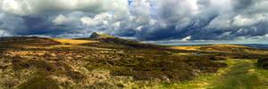 Haytor, Dartmoor, UK by toosas