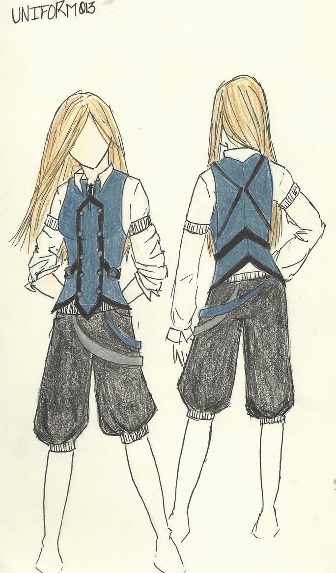 Uniform013 by KyleTheHobbit