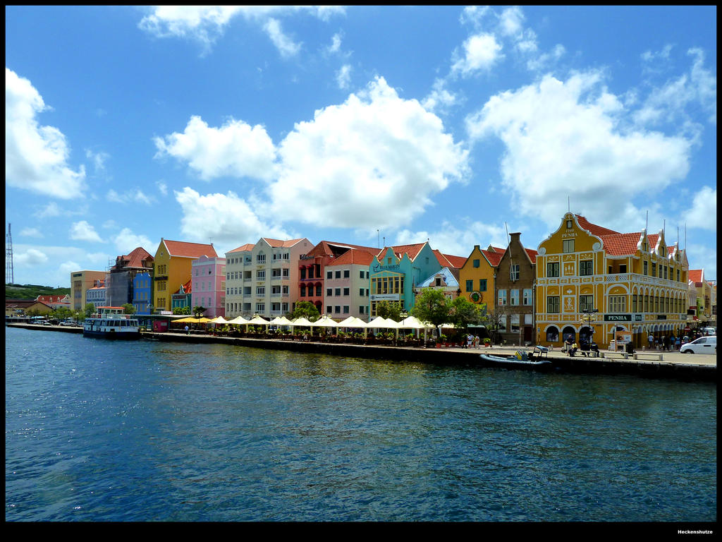 Willemstad Curacao  city pictures gallery : Curacao Willemstad by Heckenshutze on DeviantArt