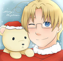 [APH] Canada - Merry Christmas by Annington