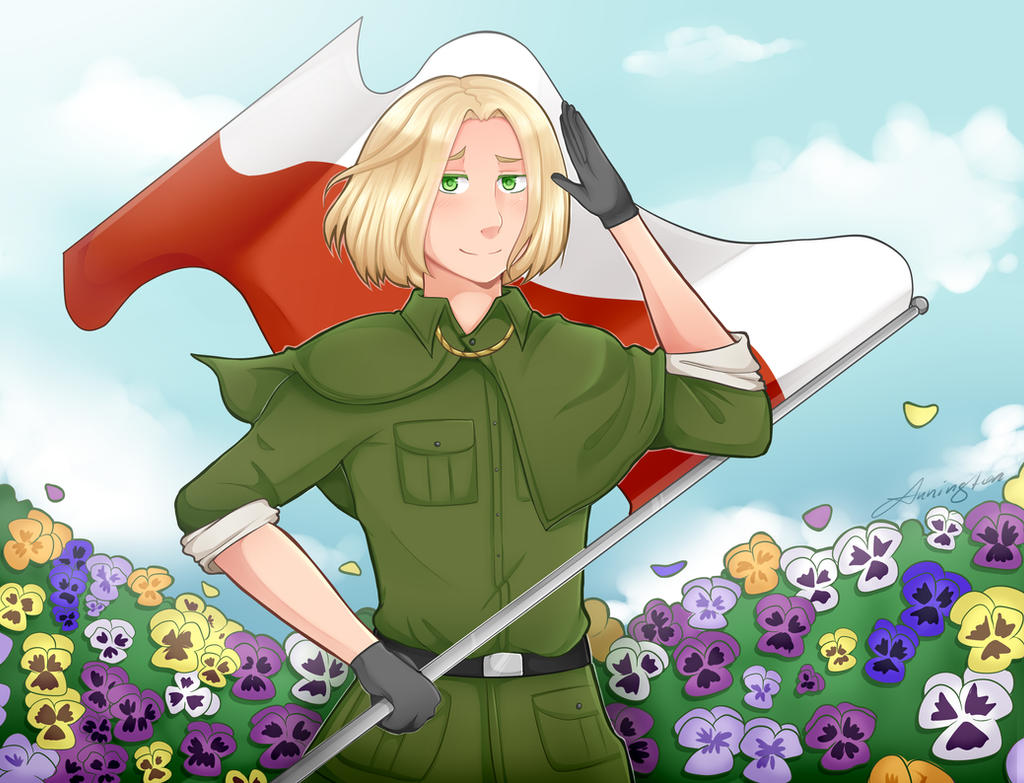[APH] Poland - Flower Breeze by Annington