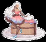 Little Cake Girl