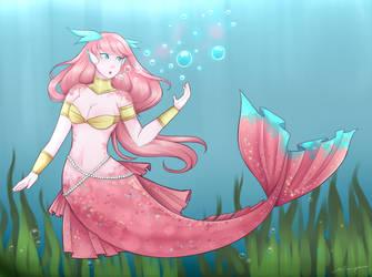 Mermaid Redraw by Annington