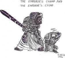 Emperor's Champ by Inquisitor-Hein