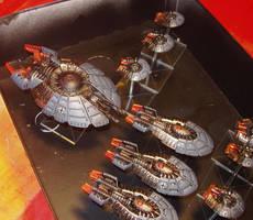Directorate Fleet Iron Sky Colour Scheme by Inquisitor-Hein