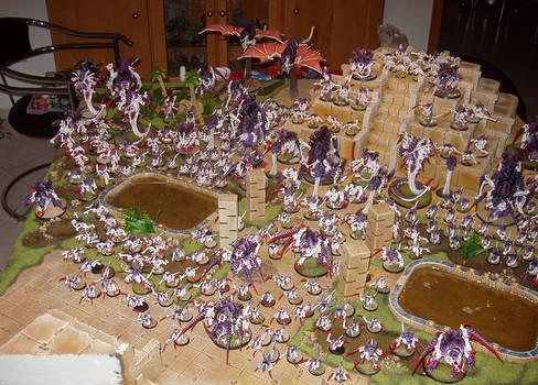 Tyranid Army