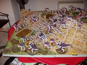 Tyranid Army 2