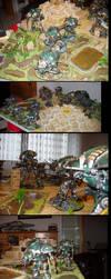 Warhammer 40K Cadmus Knight Household by Inquisitor-Hein