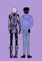 Start Wearing Purple by Twelfthgecko