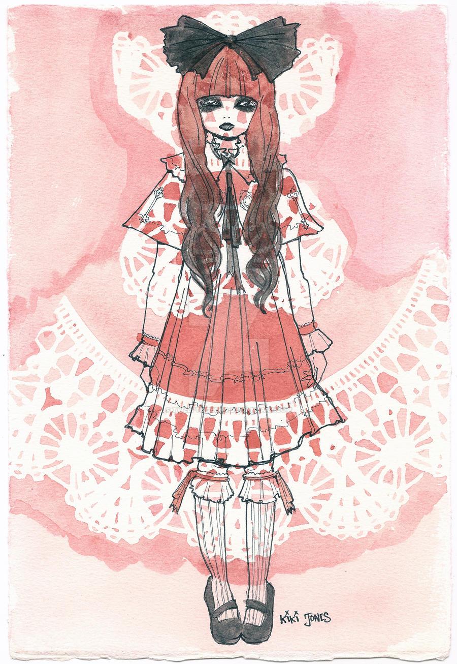 Goth Lolita No. 6 by Twelfthgecko