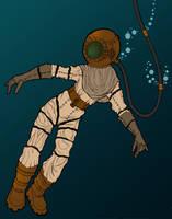 holy diver by FlukeLayer