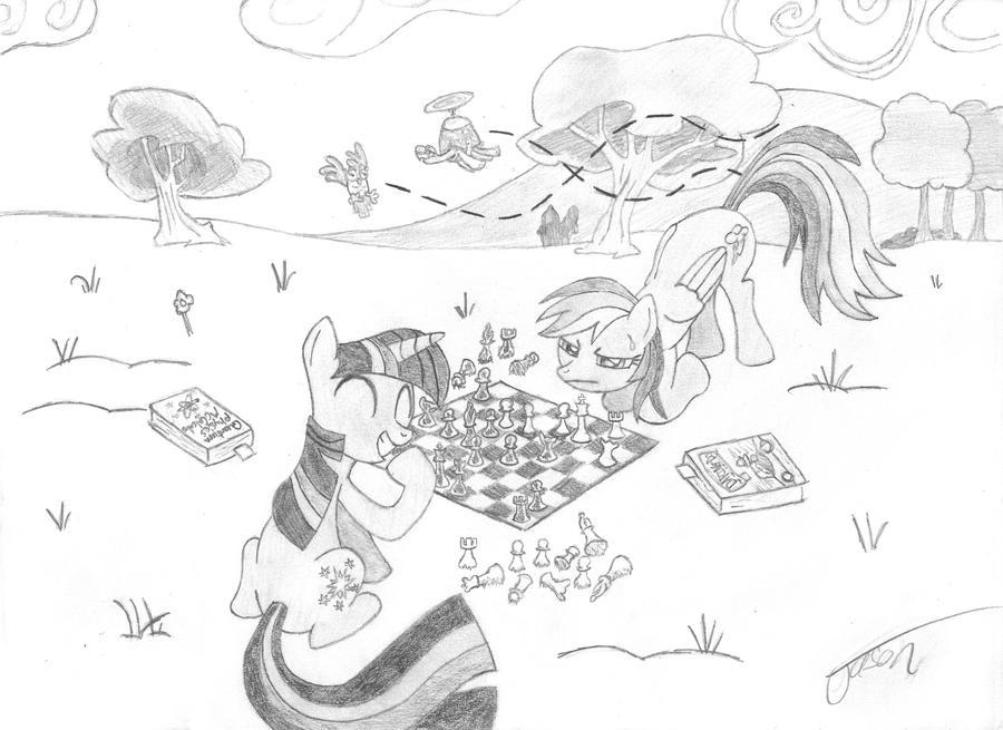 Chess by rofljay