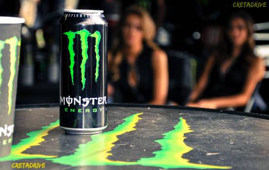 Gymkhana Grid Marathon - Monster Energy