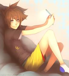+ Sora + by maplekeurig