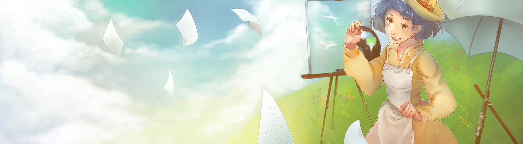 + The Wind Rises + by taka-maple