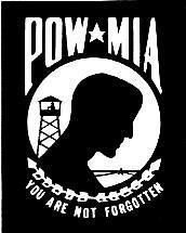 POW MIA by Bloodspade