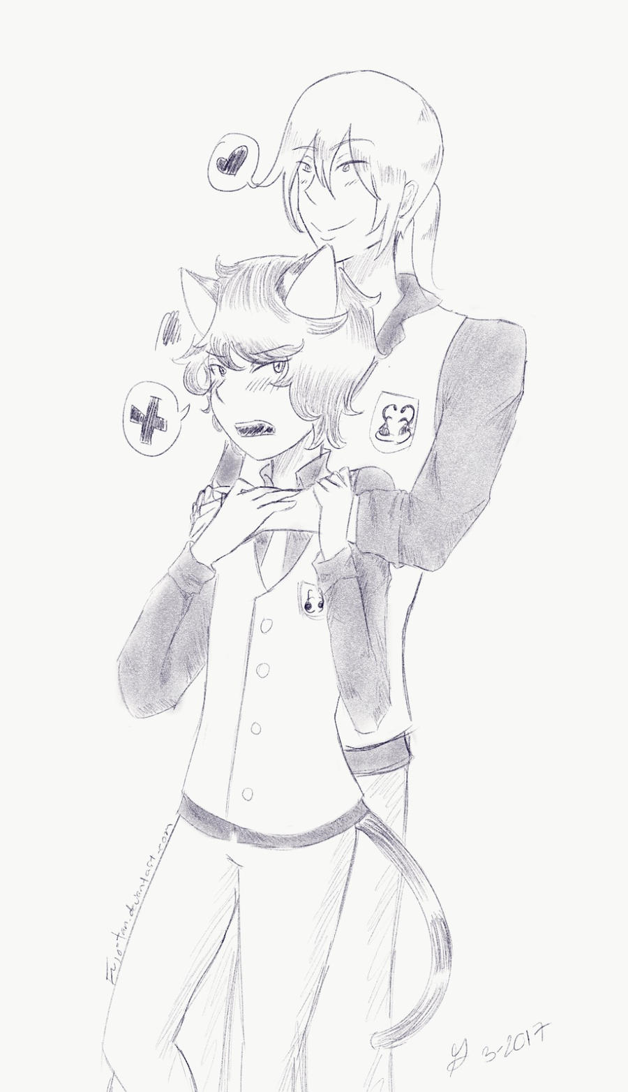 30-Day OTP Challenge- Day 1 by Fujo-tan