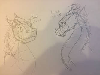 Dragonsonas (1/4) by bookman-oldstyle