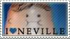I love Neville by gaaraxemily