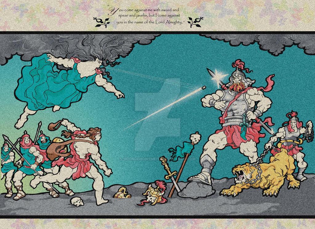 'When Shepherds be Kings' by GodsDemonsMen